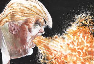 Trump Invective