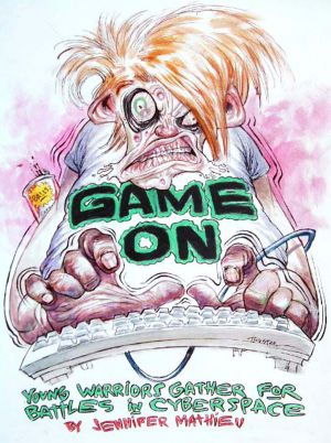 Gaming Convention (cover)
