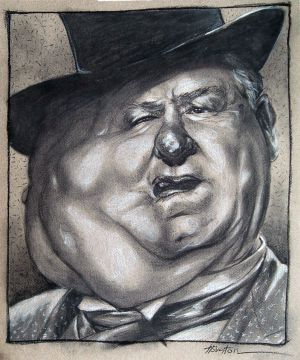 WC Fields Mutant
