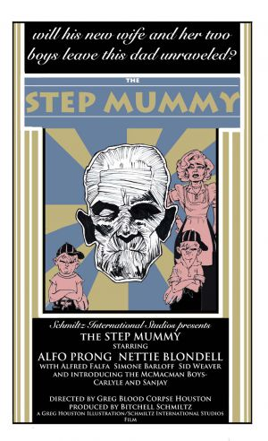 Step Mummy