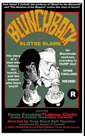 The Blunchback of Blotre Bklame