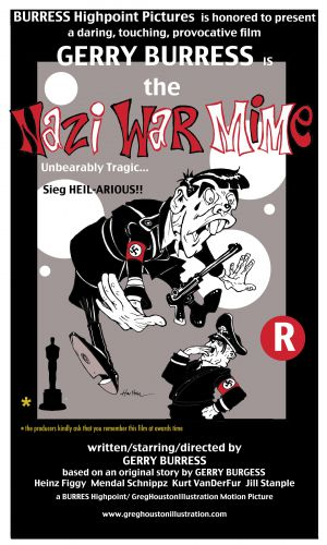 The Nazi War Mime