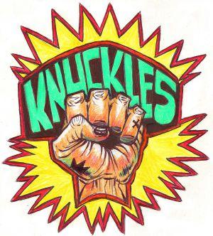 Knuckles (logo)