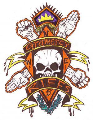 Grammercy Riffs (logo)