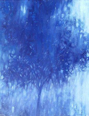 Blue Tree #1