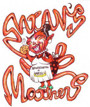 Satan's Mothers (logo)