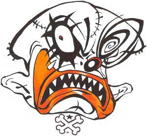 The Evil Clowns (my awesome softball team)